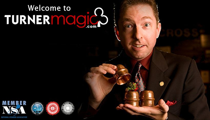 Atlanta Magician | Atlanta Motivational Speaker | Atlanta Mentalist Joe M. Turner | The South's Most Recommended Corporate Entertainer and Magical Keynoter