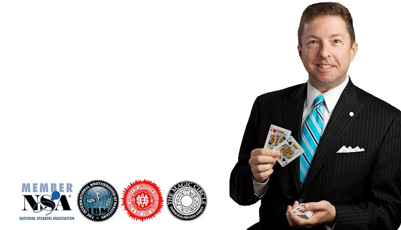 Atlanta Magician | Atlanta Motivational Speaker | Atlanta Mentalist Joe M. Turner | America's Most Recommended Corporate Entertainer and Magical Keynoter
