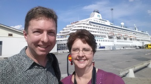 Rosemary and I cruised in the Baltic Sea and the British Isles, and I learned some useful audience engagement tips along the way!