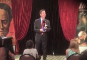 Atlanta Magician Joe M. Turner headlines at Wizardz Magic Theater near Orlando.