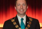 Atlanta magician and speaker Joe M. Turner is installed as International President of the International Brotherhood of Magicians.