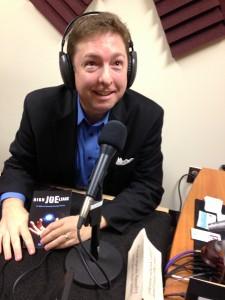 Joe on BusinessRadioX