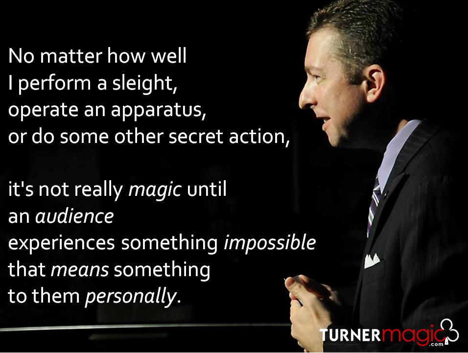 not-magic-until