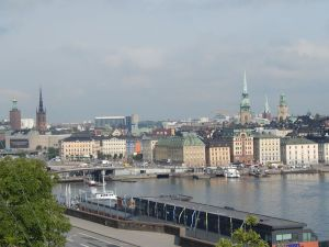 We probably would have missed this beautiful view of Stockholm from Södermalm without a tip from a friend.