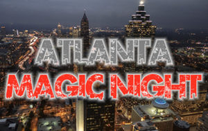 Atlanta Magic Night is the city's longest running magic and mentalism show.